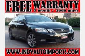 indianapolis lexus used lexus gs 350 for sale in indianapolis in edmunds