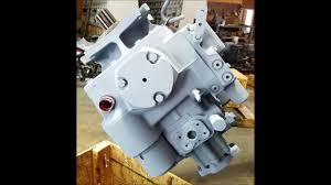 eaton hydraulic pump parts youtube