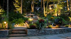 Landscape Lighting Installation - landscape lighting in kenosha wi mike u0027s landscape lighting