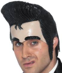 teddy boy hairstyle boy top rubber wig