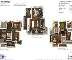 Modern Floorplans Magnificent Home Design House Plans Sims Large Most And Home