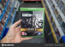 microsoft siege tom clancy s rainbow six siege year 2 gold edition videogame on