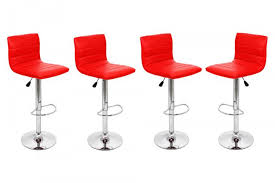 febland ribble bar stools with adjustable gas lift kitchen
