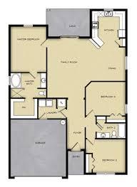 floor plans for homes 3 br 2 ba 1 story floor plan house design for sale fort myers fl