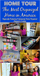 most organized home in america alejandra costello house tour meet the most organized woman in