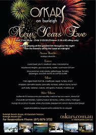 oskars on burleigh nye menu u2013 your social club