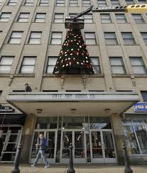 decorations go up for downtown d u0027lights in erie news goerie