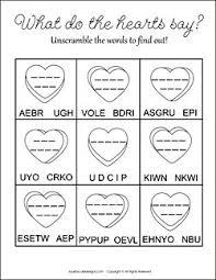 25 valentine words ideas valentines games