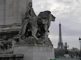 Large Eiffel Tower Statue Eiffel Tower Night Neverlanding
