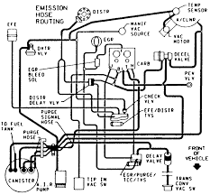 do you have a vacuum diagram for a 1985 isuzu trooper fixya