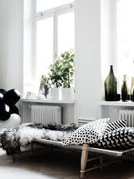 wohnideen groes schlafzimmer fensterbank dekoration pflanzen schlafzimmer muster home style