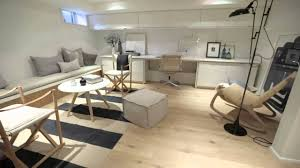 interior design u2014 modern scandinavian inspired bright basement