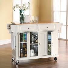 kitchen rolling kitchen island and stylish rolling kitchen