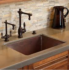 kitchen sinks undermount copper tones bath works columbus ohio