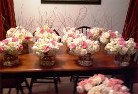 diy wedding centerpieces without flowers wedding party ideas