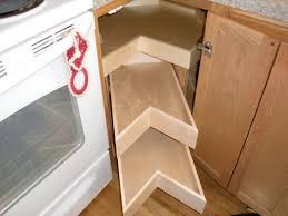 Corner Kitchen Cabinet Organization Ideas Blind Corner Kitchen Cabinet Kitchen Decoration