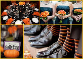 halloween wedding colors ideas hotref party gifts