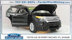 Ford Explorer Hood Latch - certified 2015 ford explorer xlt for sale in port richey fl vin