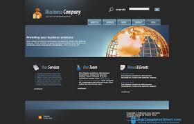 templates for professional website professional business company web templates website templates