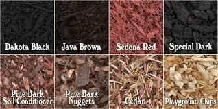 Garden Mulch Types - mulch u2013 bulk delivery u2013 select materials