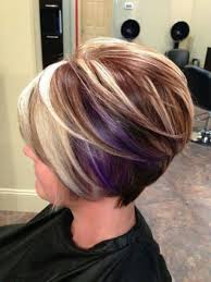 image result for highlights and lowlights bob hairstyles my