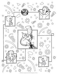 the cat in the hat coloring page pbs kids holiday coloring pages u0026 printables happy holidays