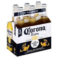 is corona light beer gluten free corona extra beer 6pk 12oz bottles target