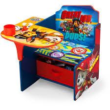 Kids Room Storage Bins by Delta Children Nick Jr Paw Patrol Chair Desk With Storage Bin