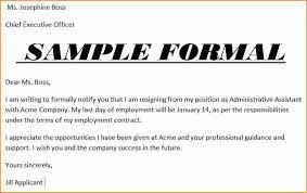 a resignation letter format basic job appication letter