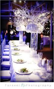 Winter Wonderland Wedding Theme Decorations - winter wedding sneak peek white centerpiece winter wonderland