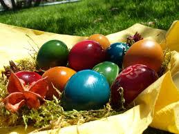 Decorating Easter Eggs by Decorating Easter Eggs Wallpapers Decorating Easter Eggs Stock
