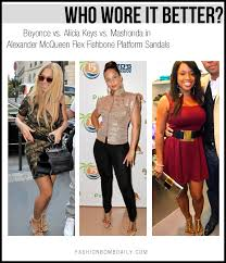 Alicia Keys Meme - who wore it better beyonce vs alicia keys vs mashonda in