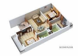 3 bhk house plan floor plan anukriti builders developers the empyrean township