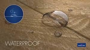 quick step impressive water proof lamainate youtube