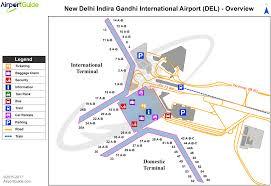 Airport Terminal Floor Plan by Delhi Indira Gandhi International Del Airport Terminal Maps