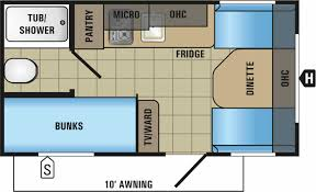 Jayco Jay Flight Floor Plans by New 2017 Jayco Jay Flight Slx 154 Bh Lubbock Tx