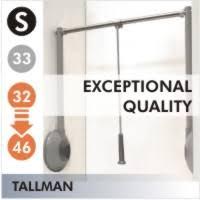 tallman closet lift rod wardrobe lifts u0026 pull down rods closetbay