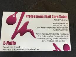 l nails home facebook
