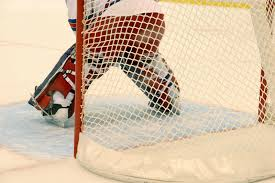 in the line of fire pressures of being a minor hockey goalie
