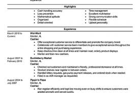 Cashier Example Resume by Cashier Sample Resume For Skills Reentrycorps