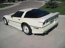 pearl white corvette find used 1987 chevrolet corvette pearl white beautiful