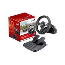 joystick volante joystick volante genius twinwheel f1 pc ps2 net inform磧tica