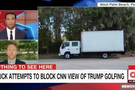 Laundry Room Viking Meme - cnn solves mystery of donald trump golf shot blocking white truck