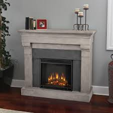 real flame torrence 50 inch electric fireplace with mantel