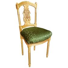 chaise dor e chaise tissu et bois giuseppe gibelli six chaises en bois et tissu