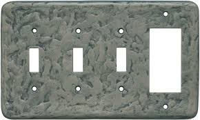 light switch covers 3 toggle 1 rocker antique pewter light switch covers