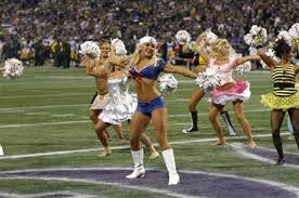 Halloween Cheer Costumes Nfl Cheerleaders Celebrate Halloween Costume