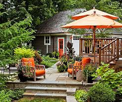 Deck Garden Ideas Decks
