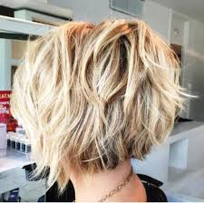 can you have a feathered cut for thick curly hair image result for feathered tousled blonde bob back view haircuts
