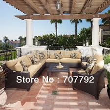 Cheap Outdoor Lounge Furniture by Online Get Cheap Outdoor Rattan Lounge Aliexpress Com Alibaba Group